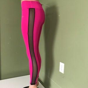 acdffb7b2a Yoggao mesh panel sexy yoga pants 💕 Halloween 🎃